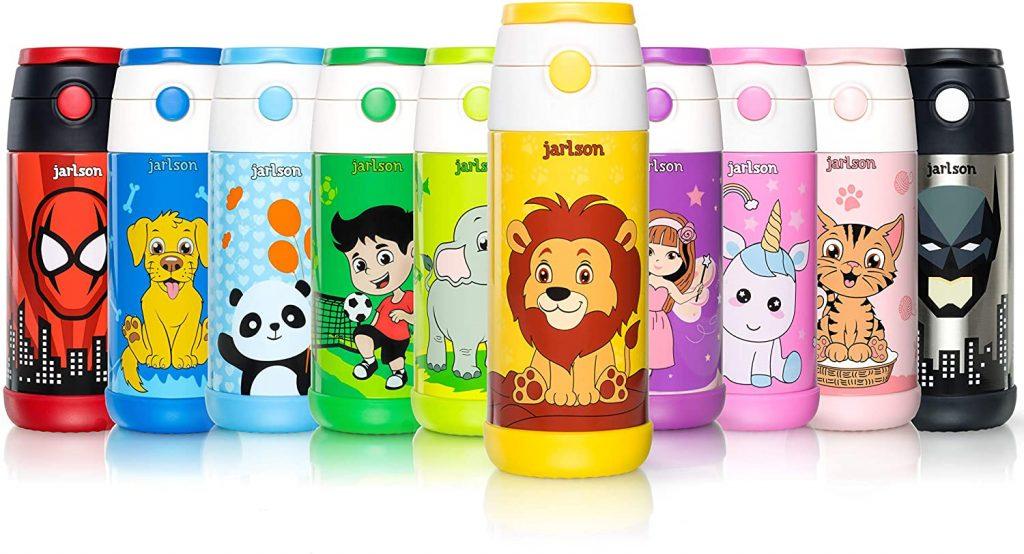 Botella-agua-reutilizable-niños-ecologica