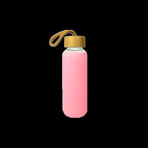 botella-agua-reutilizable-vidrio